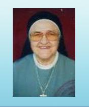 M. Giovanna Alberoni 1st Provincial Superior 1988- 1991
