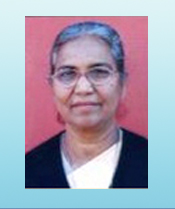 Sr. Carol Thundathil 1st Superior of Vice Province 2004-2007