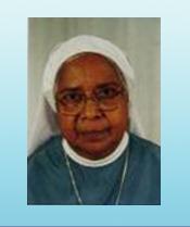Sr. Francesca Edattel 1st Provincial Superior 1988- 1995