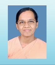Sr. Kusum Panthalanickal 5th Provincial Superior 2013 -