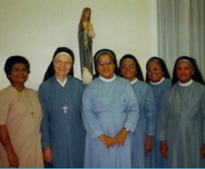 Sr. Bernadina and Team 2003-2009
